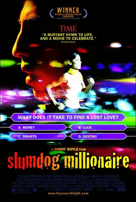 PosterSlumdogMillionnaire