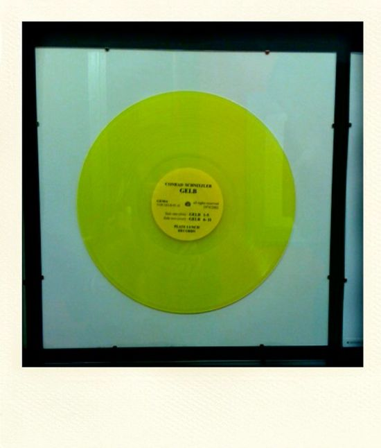 LP yellow