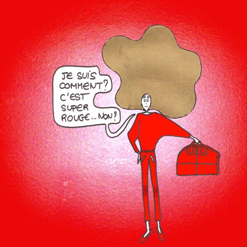 Ramona rouge